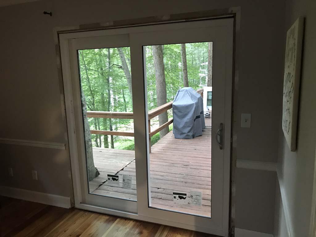 Dinnig Room Window Wold Sliding Door
