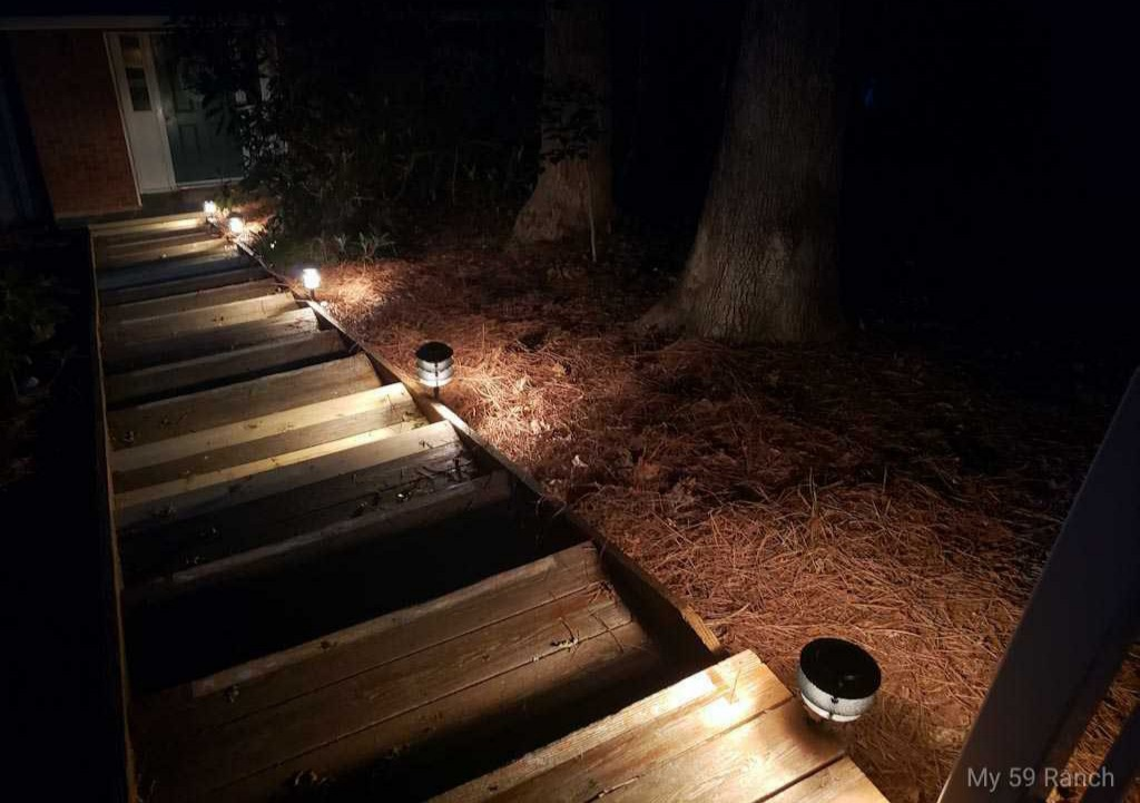 The Best Pathway Lights - Pagoda 1