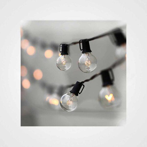 25 ct. Globe String Lights