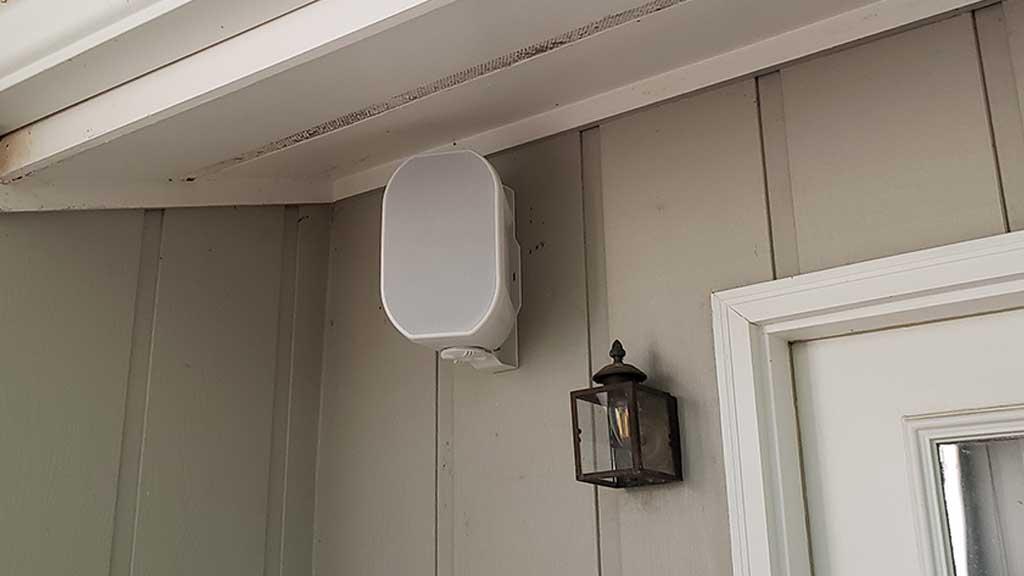 Top Rated Outdoor Speakers MonoPrice-Weatherproof mounted verticle