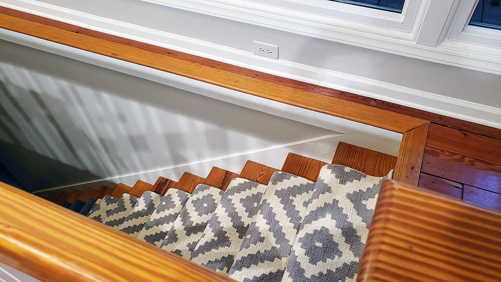 Staircase Runner contemporary mid-Centruy Modern