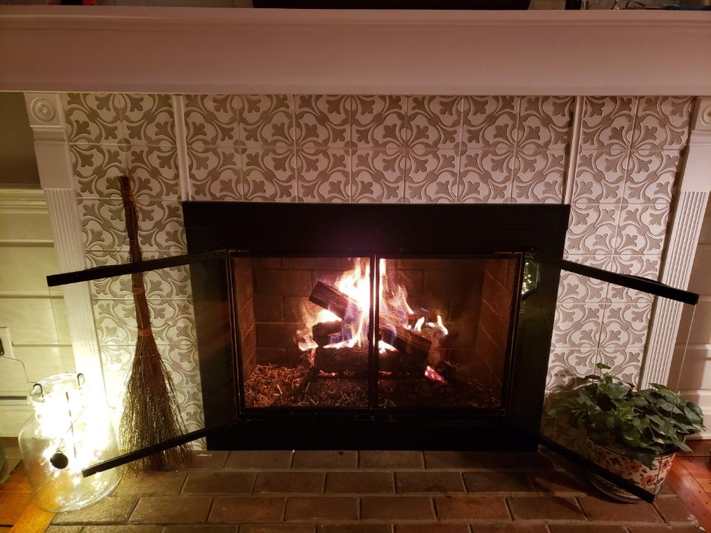 MCM Fireplace
