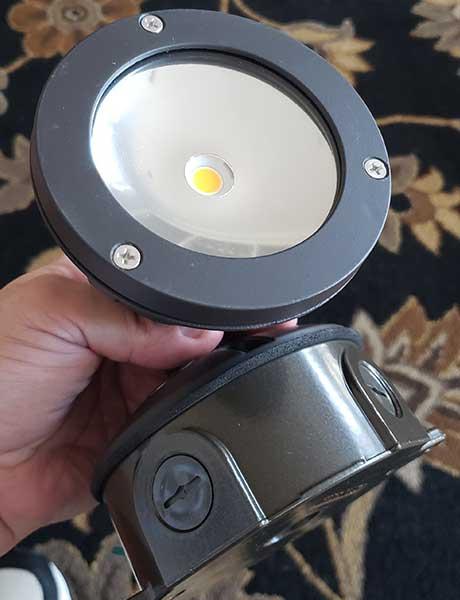 Topele LED Spotlight lense